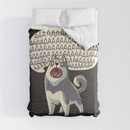 Mood: Husky // Funny Dog, Howling, Siberian Comforters