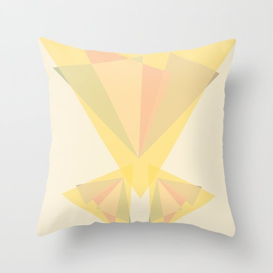 centro Throw Pillow