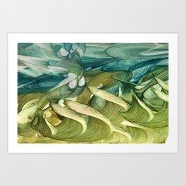 Aengus Art Print