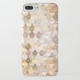 MERMAID GOLD iPhone Case