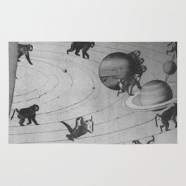 The Baboon Event Rug