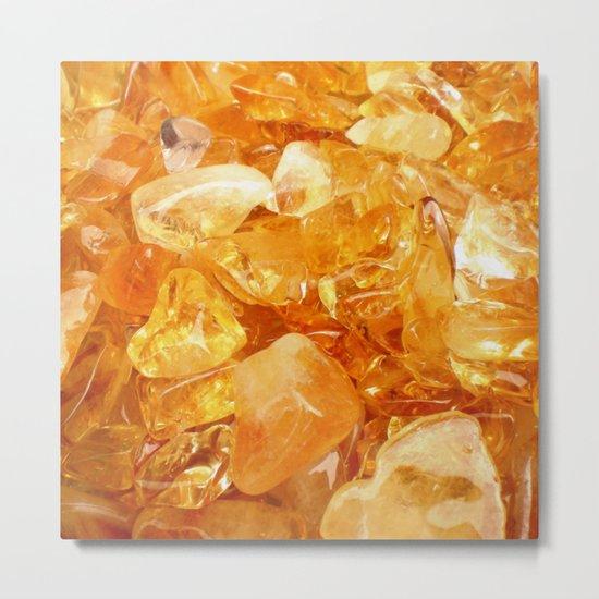 """""""Amber Quartz Solar Orange Crystal Opal Gem Stone"""" by marcanton"""