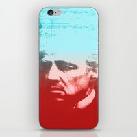 godfather iPhone & iPod Skins featuring GODFATHER - Do I have your Loyalty? by Bright Enough💡