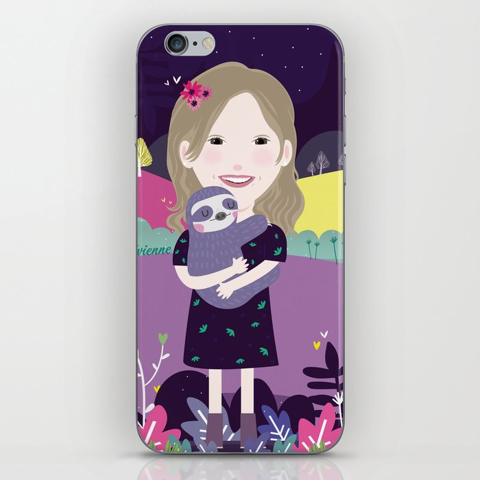 Ella iPhone Skin