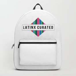 Latinx Curated Backpack