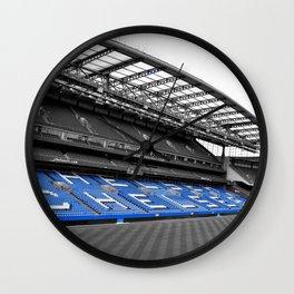 Chelsea Stamford Bridge West Stand Wall Clock