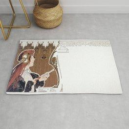 Vintage poster - Ameublement Rug