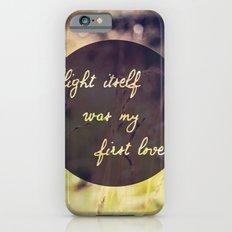 My First Love iPhone 6s Slim Case