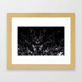 Peeping Chton Framed Art Print
