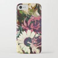 karu kara iPhone & iPod Cases featuring Daisy among Roses by Klara Acel