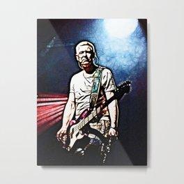 U2 / Adam Clayton Metal Print