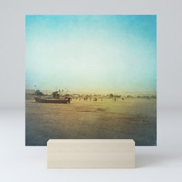 Wild Beach Mini Art Print