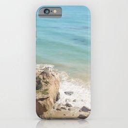 El Matador Beach, California iPhone Case