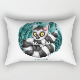 Clem' Hurien Rectangular Pillow