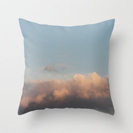 sorrow · sky  Throw Pillow