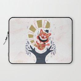 Cheshire Cat - Alice in Wonderland Laptop Sleeve