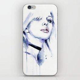 Violet (Courtney) iPhone Skin