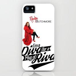 The Riva Diva iPhone Case