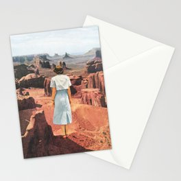 Canyons Stationery Cards