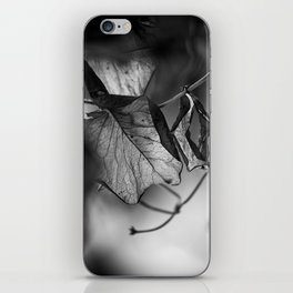the things left unsaid iPhone Skin