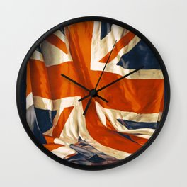 It's Our Flag Wall Clock