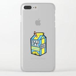 Lemonade Clear iPhone Case