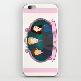 Suit Up iPhone Skin