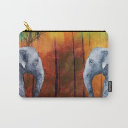MEETING OF THE MINDS Carry-All Pouch