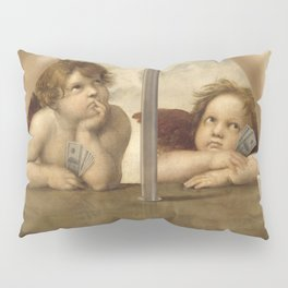 Not so Little Angels Pillow Sham