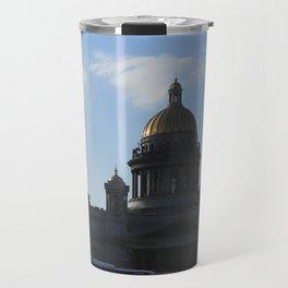 St. Isaac's Square. Saint Isaac's Cathedral. Travel Mug