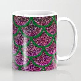 Pear Punch Scales Coffee Mug