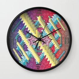 Star Demon Wall Clock