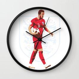Harry Kane - Keep Kane & Harry On Wall Clock