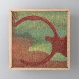 Broken Womb Framed Mini Art Print