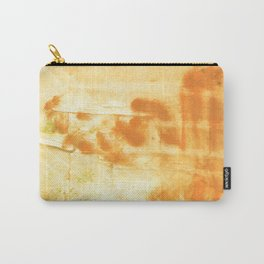 Blond abstract watercolor Carry-All Pouch