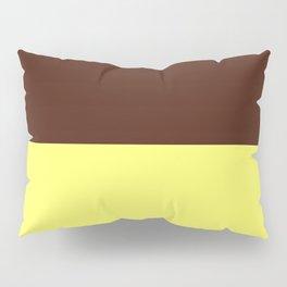 Choc Custard Pillow Sham