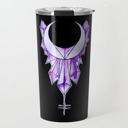 Crystal Wand Travel Mug