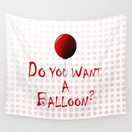 Balloon Wall Tapestry