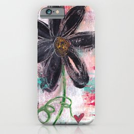 GARDEN OF WHIMSY 1 iPhone Case