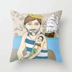 Heart of Mine be Still Throw Pillow