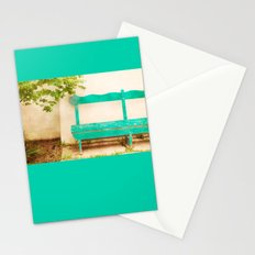 The Green Bench Stationery Cards