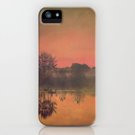 Gloaming iPhone Case