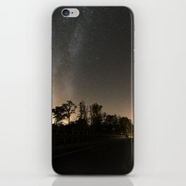 Milky high way iPhone Skin