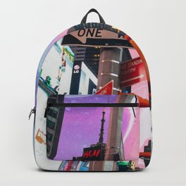 times square Backpack