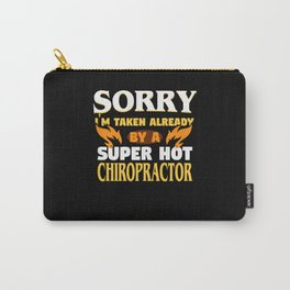 Already Given To A Chiropractor Carry-All Pouch