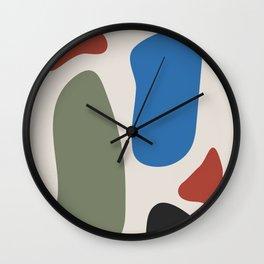 Les nez Wall Clock