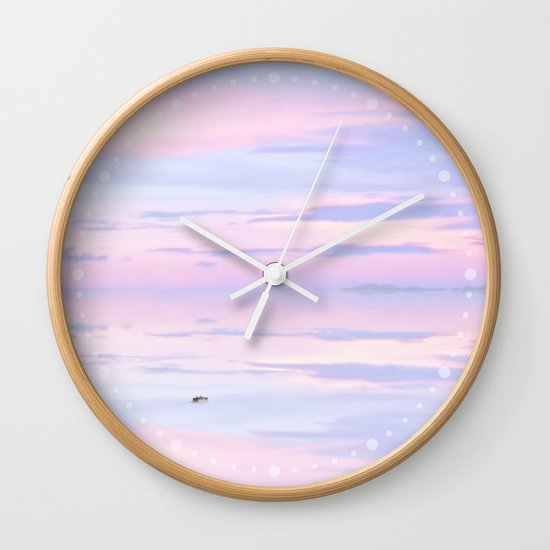 Sailor's dream Wall Clock