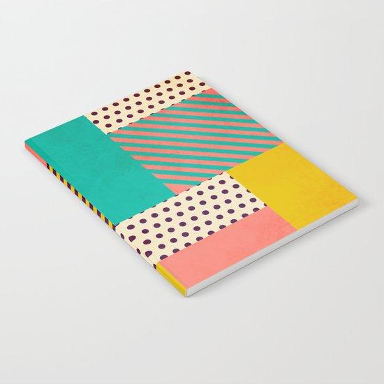 Geometric Love Notebook