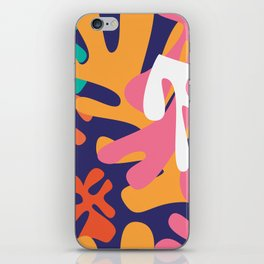 Matisse Pattern 010 iPhone Skin