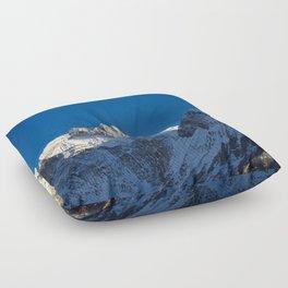 Ama Dablam 2 Floor Pillow